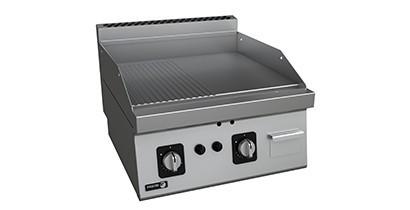 Fry-tops gama 600 | CBB Hostelería