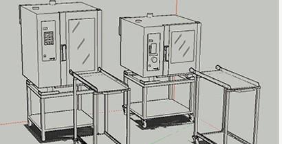 Accesorios hornos | CBB Hostelería
