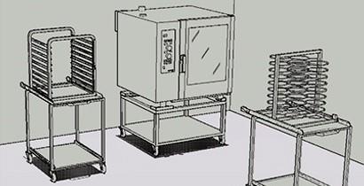 Accesorios hornos modelo 102 | CBB Hostelería