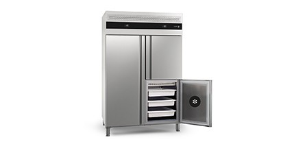 Armarios de refrigeración con compartimento para congelados Concept Gastronorm | CBB Hostelería