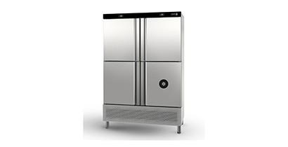 Armarios de refrigeración con compartimento para congelados Concept Snack | CBB Hostelería