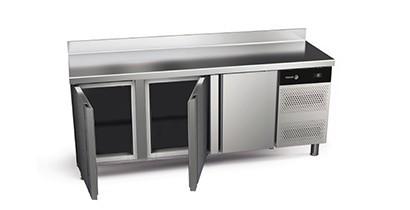 Mesas de refrigeración