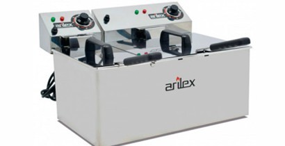 Freidora 2 cubas Arilex | CBB Hostelería