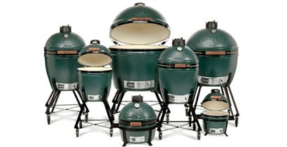 KAMADO - BIG GREEN EGG