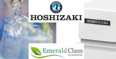 Fabricadores de cubitos Hoshizaki - Cbb Hostelería