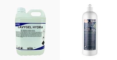 GEL HIDROALCOHÓLICO HIGIENIZANTE DE MANOS | CBB Hostelería productos higienizantes.