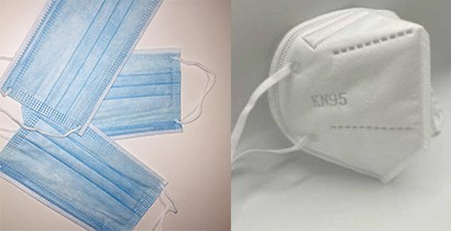 Mascarilla quirúrgica desechable y KN95| Productos protección higiénicos