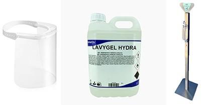 Productos protectores y desinfectantes  | CBB Hostelería