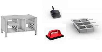 Accesorios para la iVario | Complementos para el equipamiento de la iVario