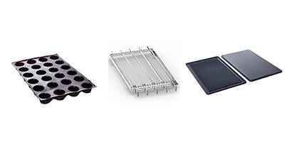 Accesorios para hornos Rational |Elementos de preparación y organización