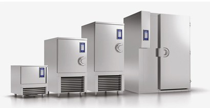 Irinox empresa líder en la fabricación de enfriadores y congeladores rápidos.