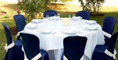Mesas catering | CBB Hostelería