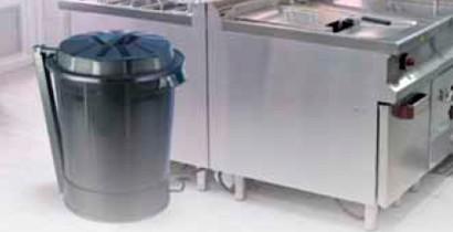 Cubos basura | CBB Hostelería