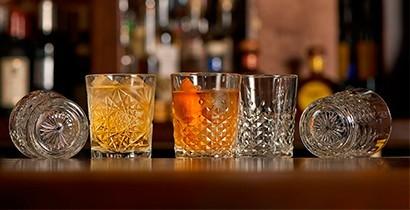 Cristalería para Bares y Restaurantes | CBB Hostelería