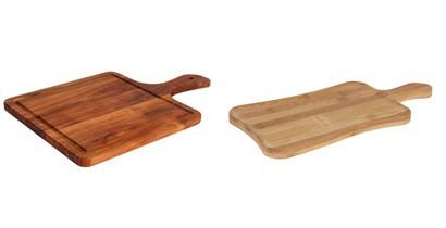 Piezas de madera y bambú | CBB Hostelería